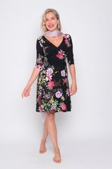 Angelina autumn flower black v